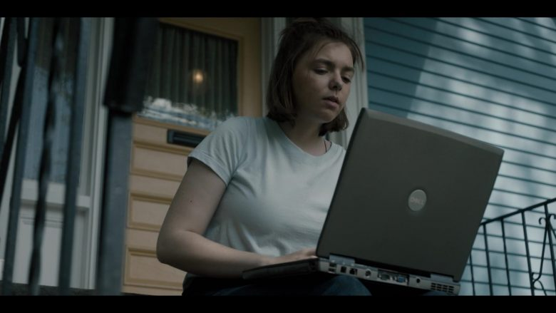 Dell Laptop in Castle Rock Season 2 Episode 5 The Laughing Place (2)