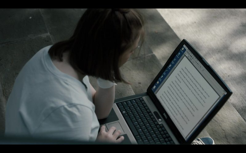 Dell Laptop in Castle Rock Season 2 Episode 5 The Laughing Place (3)