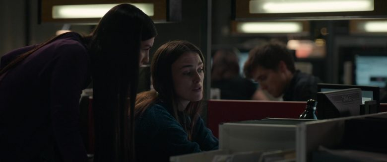 Dell Monitor Used by Keira Knightley as Katharine Gun in Official Secrets (1)