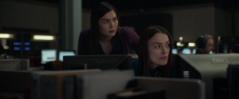 Dell Monitor Used by Keira Knightley as Katharine Gun in Official Secrets (2)