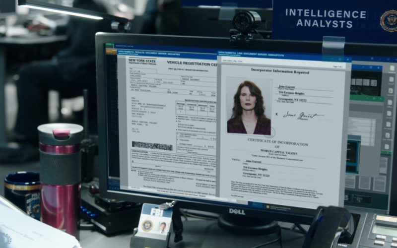 Dell Monitors in FBI Season 2 Episode 6 Outsider (3)