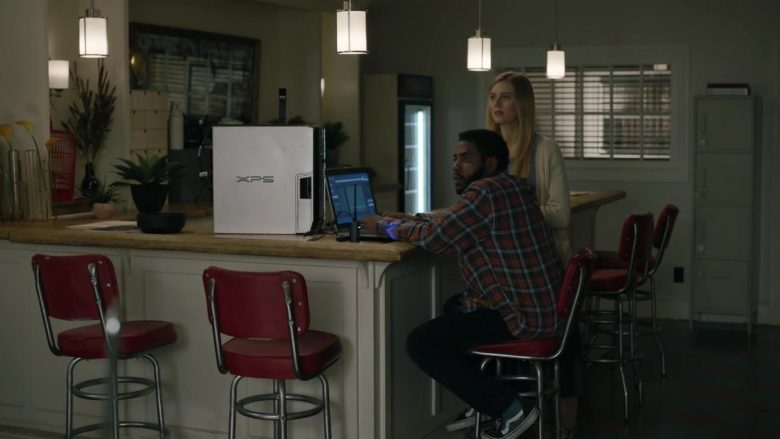 Dell XPS Desktop Computer Used by Jharrel Jerome as Jerome Robinson in Mr. Mercedes Season 3 Episode 10