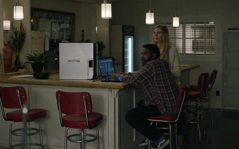 Dell XPS Desktop Computer Used by Jharrel Jerome as Jerome Robinson in Mr. Mercedes Season 3 Episode 10