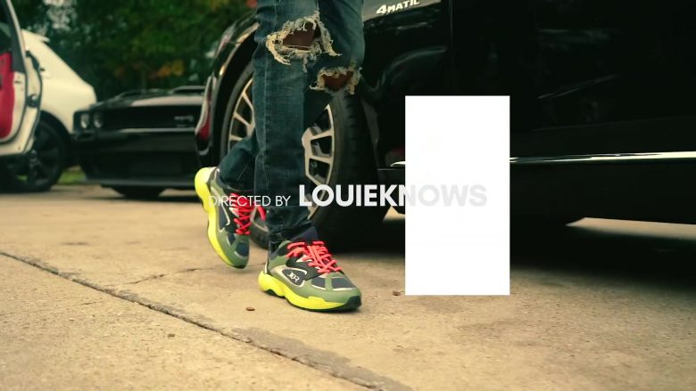 Dior Sneakers Worn by NBA YoungBoy in Lost Motives (2)