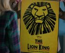 Disney The Lion King Poster in Schooled Season 2 Episode 7 Hakuna Matata (1)