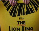 Disney The Lion King Poster in Schooled Season 2 Episode 7 Hakuna Matata (2)