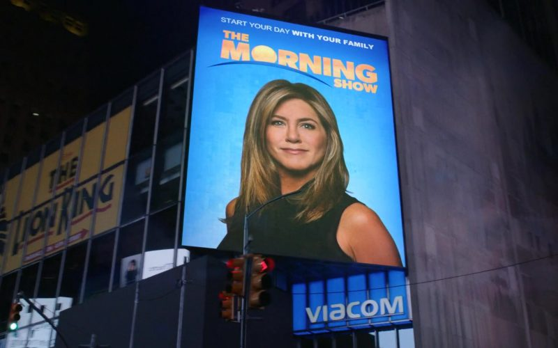 Disney The Lion King and Viacom in The Morning Show Season 1 Episode 1 (2)
