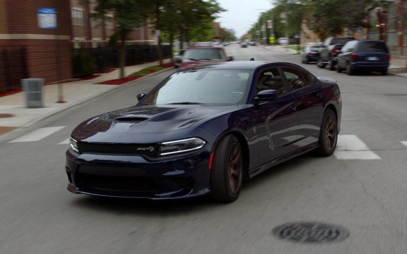 Dodge Charger SRT Car in Chicago P.D. Season 7 Episode 7 Informant (1)