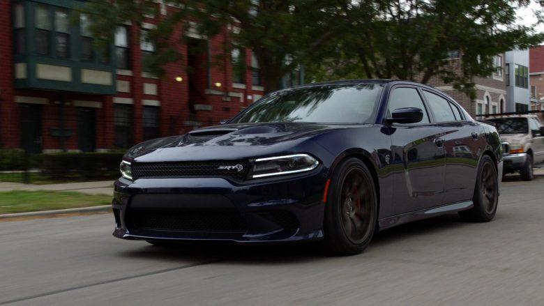 "Dodge Charger SRT Car in Chicago P.D. Season 7 Episode 7 ""Informant"" (2019) - TV Show Product Placement"