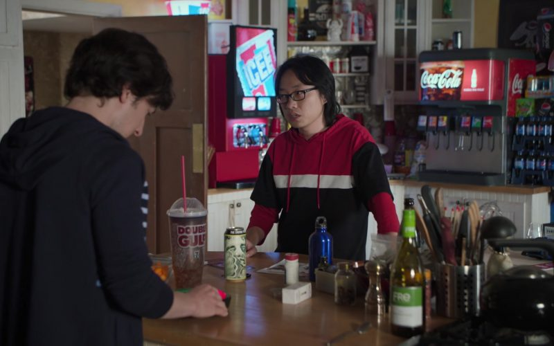 "Double Gulp, Icee, Coca-Cola, Pepsi in Silicon Valley Season 6 Episode 3 ""Hooli Smokes!"""