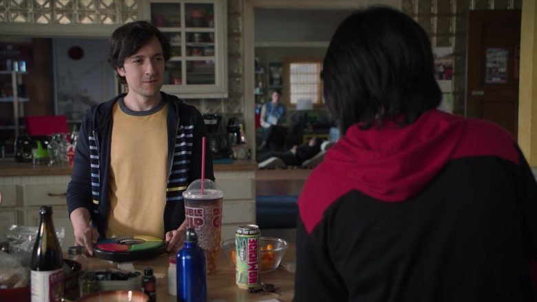 "Double Gulp and Homicide Drinks in Silicon Valley Season 6 Episode 3 ""Hooli Smokes!"" (2)"