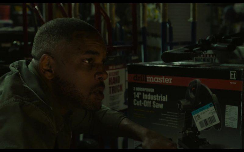 Drill Master 14 Industrial Cut-Off Saw in Gemini Man (2)