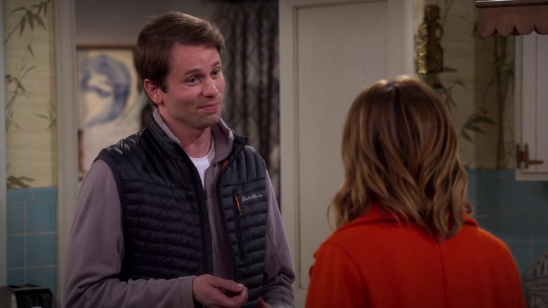 Eddie Bauer Vest Worn by Tyler Ritter as Alan in Merry Happy Whatever Season 1 Episode 1 (2)