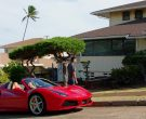 Ferrari Convertible Car Driven by Jay Hernandez as Thomas in Magnum P.I. Season 2 Episode 8 (4)