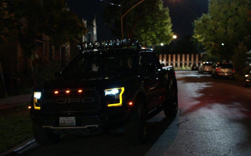 Ford Raptor Truck in Shameless Season 10 Episode 1 (3)