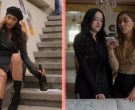 Freixenet Champagne Enjoyed by Shay Mitchell as Stella Cole in Dollface Season 1 Episode 8 (2)