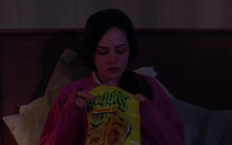 Funyuns Onion Flavored Rings in Room 104 Season 3 Episode 8 Prank Call