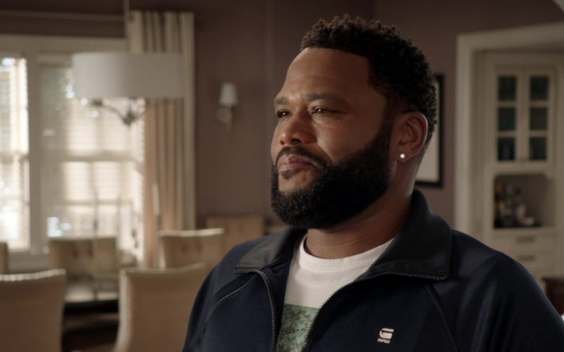 G-Star RAW Jacket Worn by Anthony Anderson in Black-ish Season 6 Episode 8 (1)