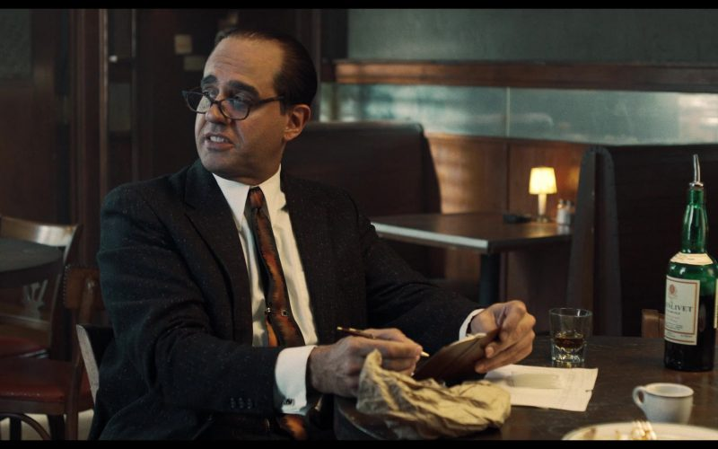 Glenlivet Whisky Enjoyed by Bobby Cannavale in The Irishman