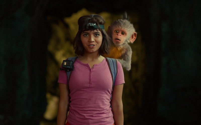 GoPro Camera Used by Isabela Moner in Dora and the Lost City of Gold (4)
