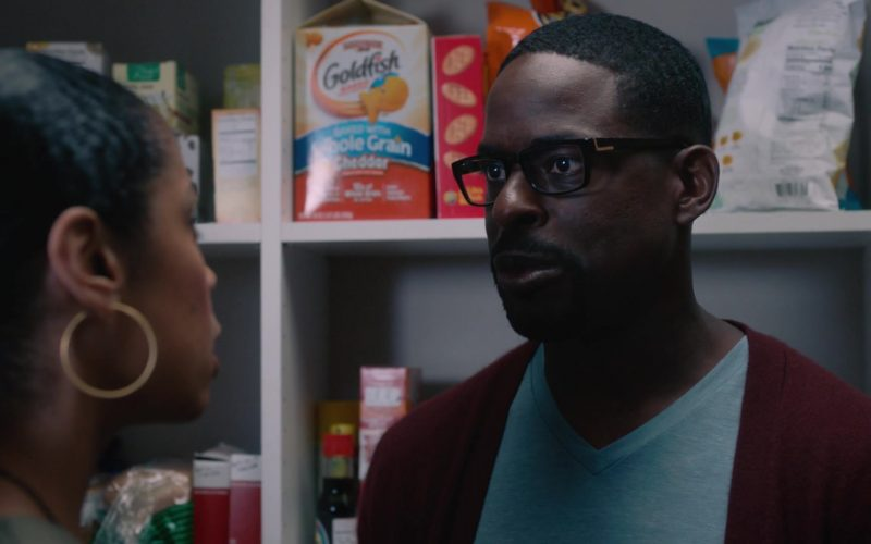 Goldfish Crackers by Pepperidge Farm in This Is Us Season 4 Episode 7