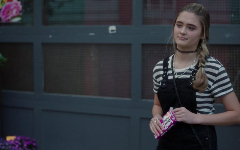 Good & Plenty Licorice Candy Enjoyed by Lizzy Greene as Sophie Dixon in A Million Little Things Season 2 Episode 6 (1)