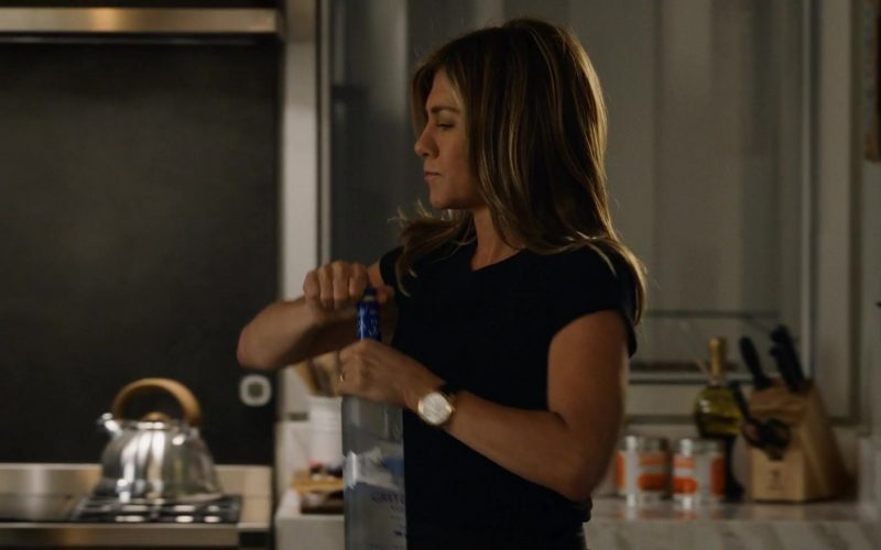 Grey Goose Vodka Enjoyed by Jennifer Aniston as Alex Levy in The Morning Show Season 1 Episode 1 (1)