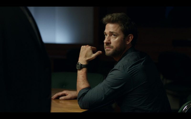 Hamilton Watch Worn by John Krasinski in Tom Clancy's Jack Ryan Season 2 Episode 2