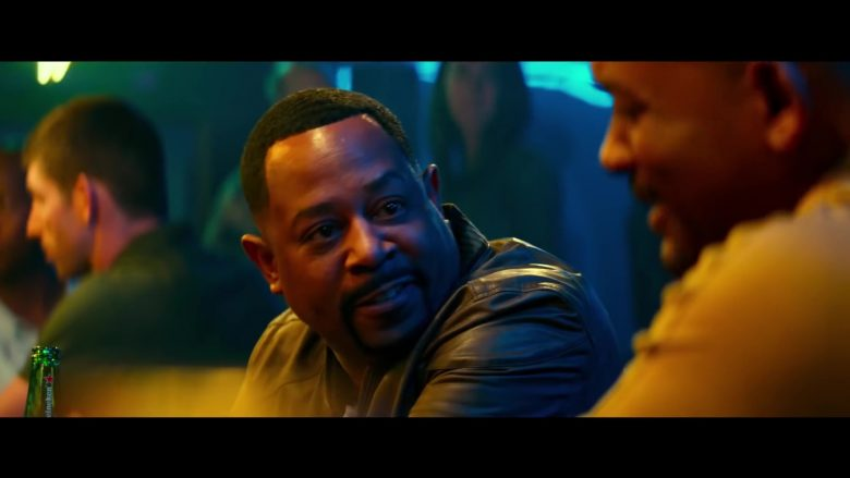 Heineken Beer Enjoyed by Martin Lawrence as Detective Marcus Burnett in Bad Boys for Life (2020) - Movie Product Placement