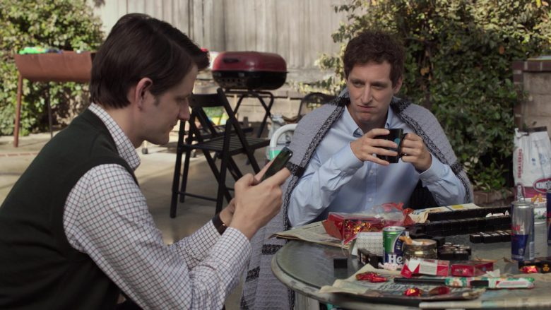 Heineken Beer and Red Bull Energy Drinks in Silicon Valley Season 6 Episode 2