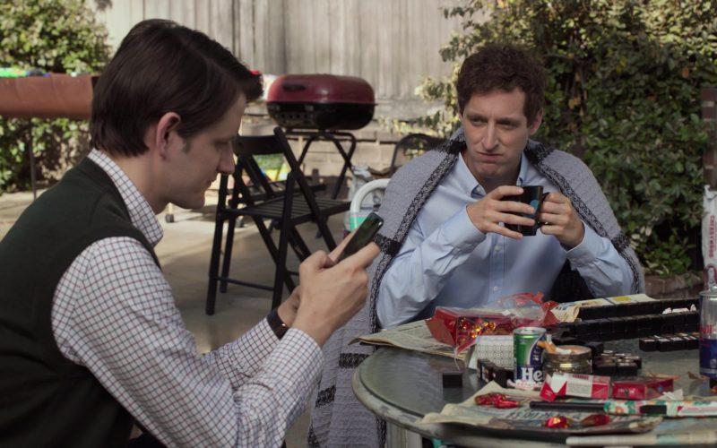 Heineken Beer and Red Bull Energy Drinks in Silicon Valley Season 6 Episode 2