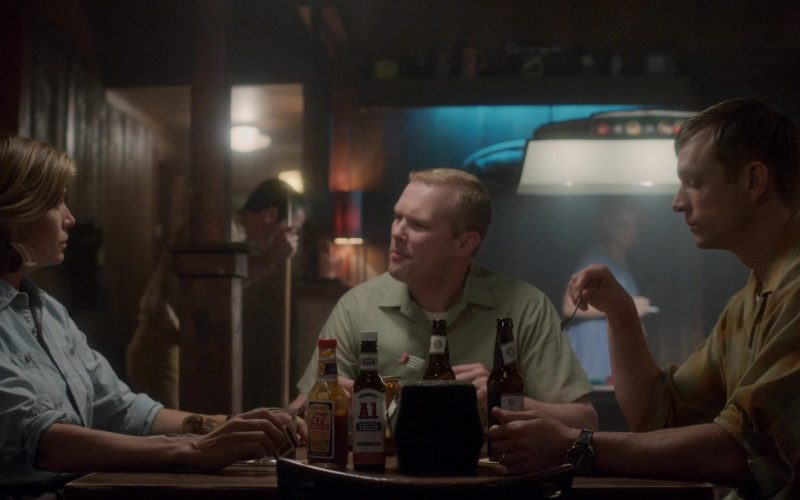 Heinz 57 and A.1. Sauces in For All Mankind Season 1 Episode 4 Prime Crew (1)