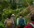Herschel Backpack Used by Jeff Wahlberg in Dora and the Lost City of Gold (2)