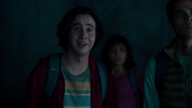 High Sierra Backpack Used by Nicholas Coombe in Dora and the Lost City of Gold (2019) - Movie Product Placement
