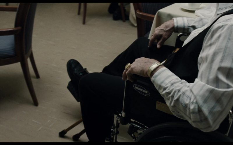 Invacare Wheelchair Used by Robert De Niro in The Irishman (1)