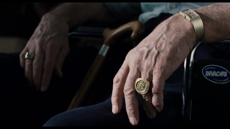 Invacare Wheelchair Used by Robert De Niro in The Irishman (2019) - Movie Product Placement