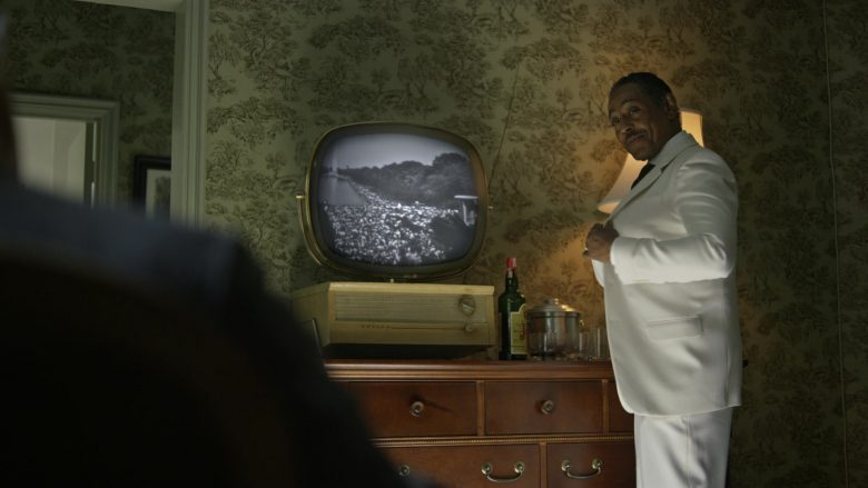J&B Scotch Whisky Enjoyed by Giancarlo Esposito as Adam Clayton Powell Jr. in Godfather of Harlem Season 1 Episode 8