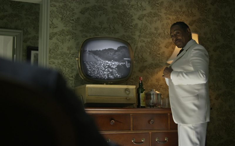 J&B Scotch Whisky Enjoyed by Giancarlo Esposito as Adam Clayton Powell Jr. in Godfather of Harlem Season 1 Episode 8