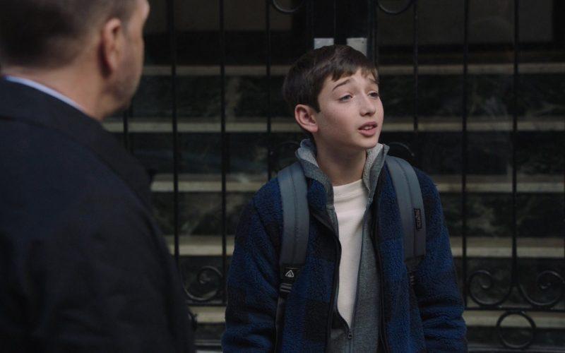 JanSport Backpack in Blue Bloods Season 8 Episode 10 (1)