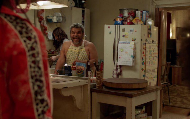 Jazzmen Rice in Shameless Season 10 Episode 1