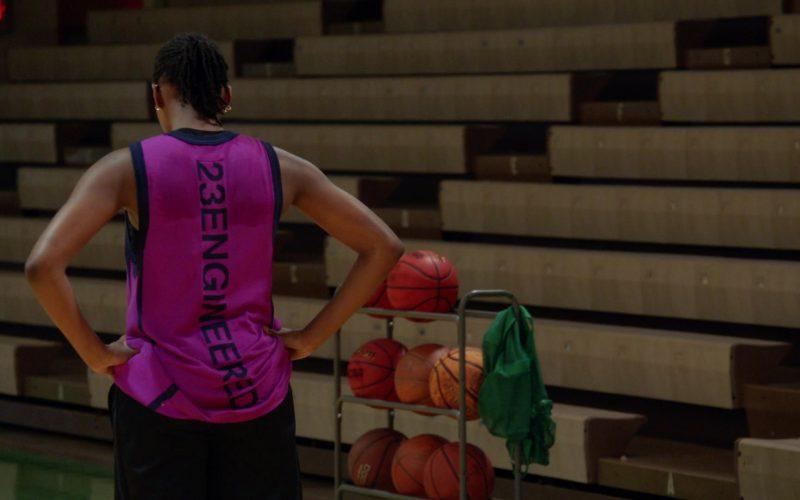 Jordan Brand 23 Engineered T-Shirt in Hawaii Five-0 Season 10 Episode 8 (2)