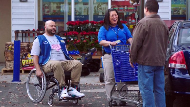 "Jordan Sneakers Worn by Colton Dunn as Garrett McNeil in Superstore Season 5 Episode 9 ""Curbside Pickup"" (2019) TV Show"