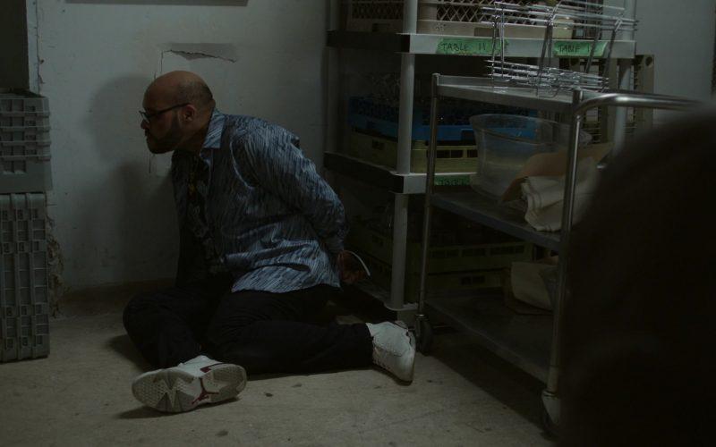 Jordan Sneakers in Get Shorty Season 3 Episode 7 Should Not Throw Stones