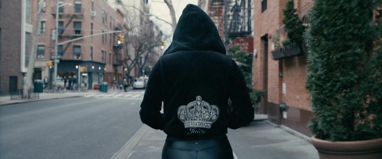 Juicy Couture Hoodie Worn by Jennifer Lopez in Hustlers (2019) Movie