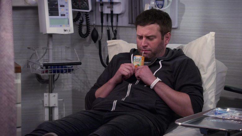 Juicy Juice Enjoyed by Brent Morin as Matt in Merry Happy Whatever Season 1 Episode 1 (1)