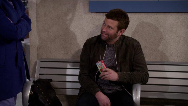 Juicy Juice Enjoyed by Brent Morin as Matt in Merry Happy Whatever Season 1 Episode 2