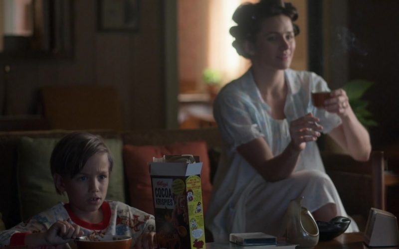 Kellogg's Cocoa Krispies Cereal in For All Mankind Season 1 Episode 5 Into the Abyss