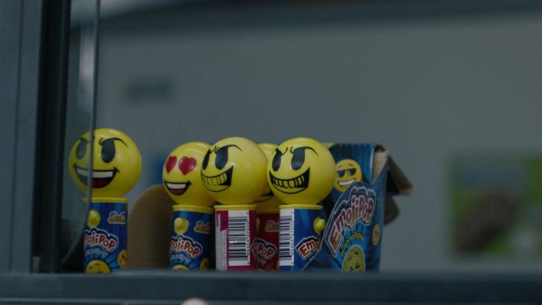 "Kidsmania Emoji Pop with Lollipops in Mr. Mercedes Season 3 Episode 10 ""Burning Man"" (2019) - TV Show Product Placement"