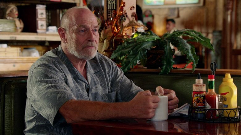 Kilauea Fire Hot Sauce in Magnum P.I. Season 2 Episode 7