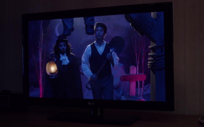 LG TV in Room 104 Season 3, Episode 10 Night Shift